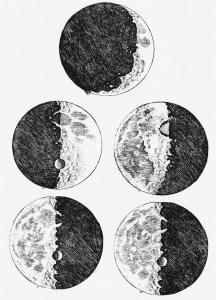 Galileo's etchings, Sidereus Nuncius