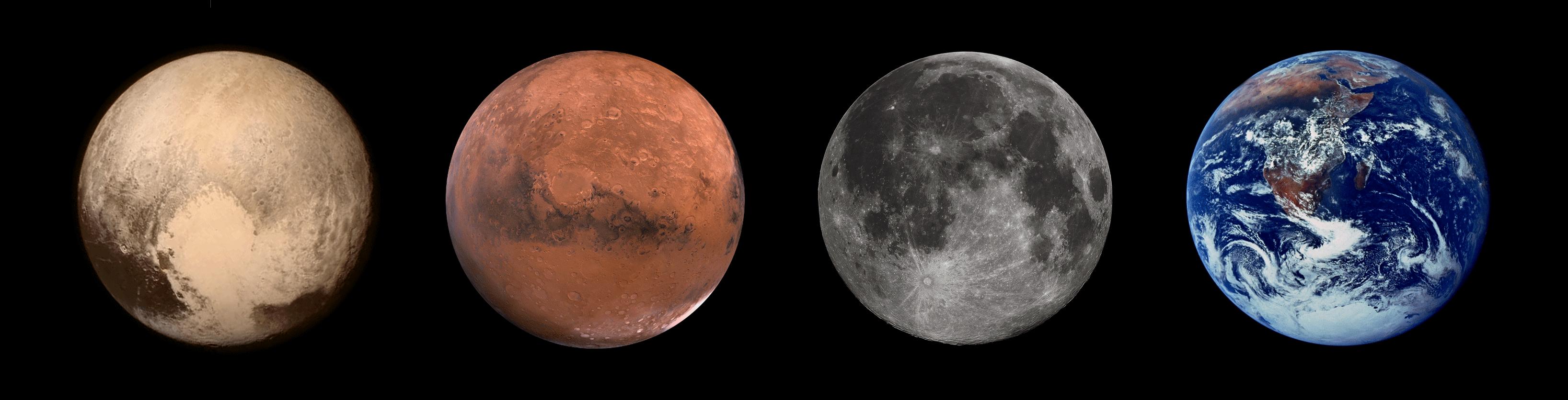 pluto-mars-moon-earth